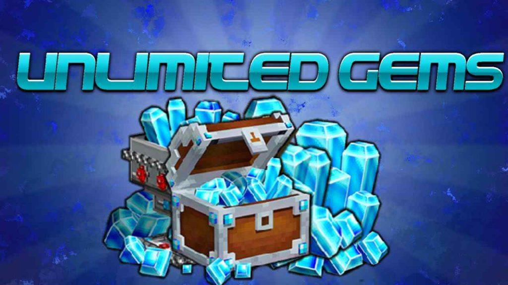 unlimited gems coins pixel gun 3d
