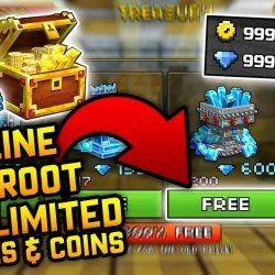 Pixel Gun 3D Free Coins Gems