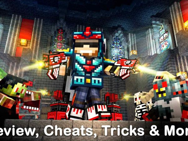 pixel gun 3d game reviews tips