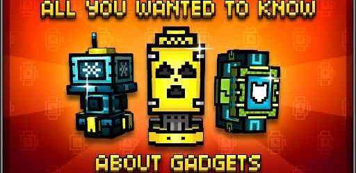 pixel gun 3d badgets