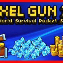 pixel gun 3d apk unlimited coins and gems