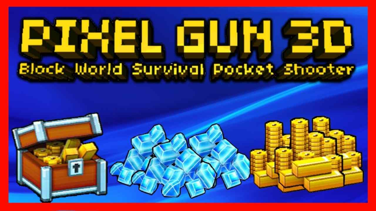 Pixel Gun 3D Tips: How To Earn Coins and Gems
