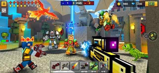 pixel gun 3d free gems hack