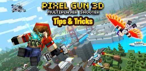 pixel gun 3d arena