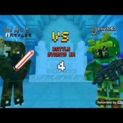 pixel gun 3d duel mode