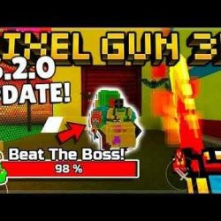 pixel gun 3d raid modes